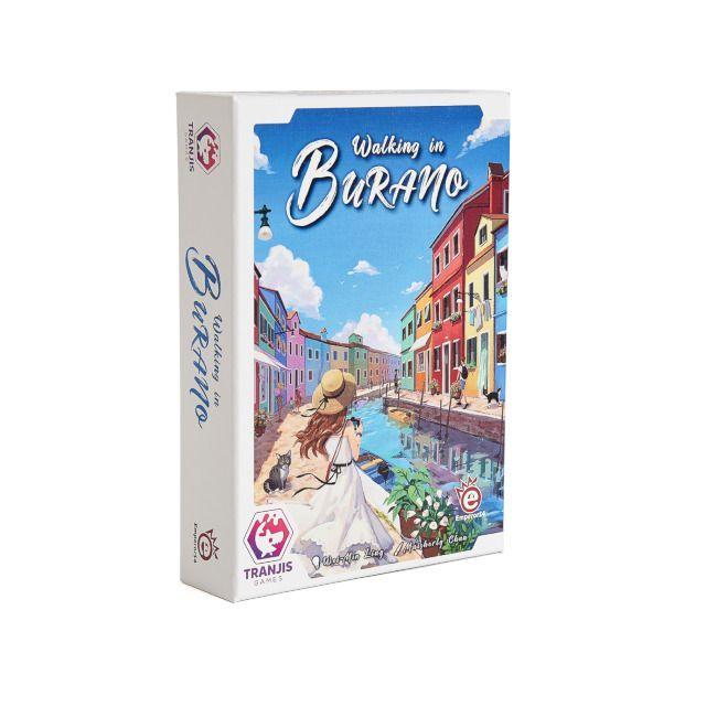 juego Walking in Burano