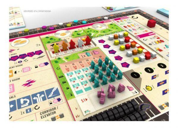juego de mesa clinic deluxe edition