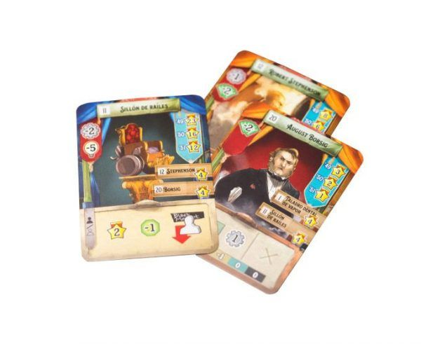 cartas juego crystal palace