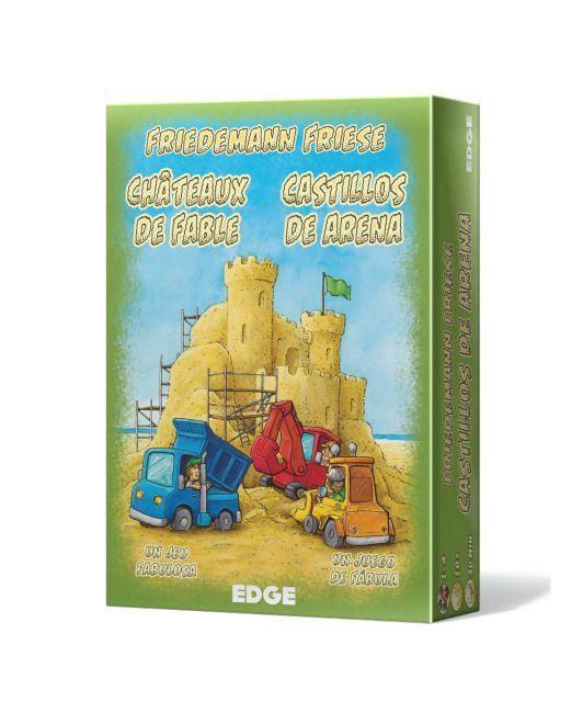 castillos de arena juego