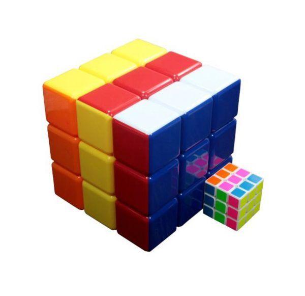 cubo 3x3 gigante de 18 cm
