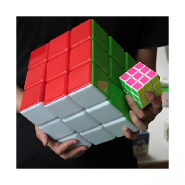 cubo de rubik 18 cm