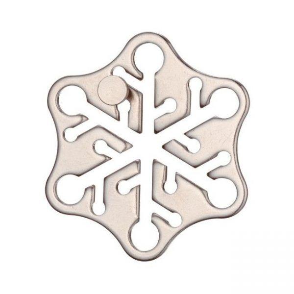 hanayama puzzle snow