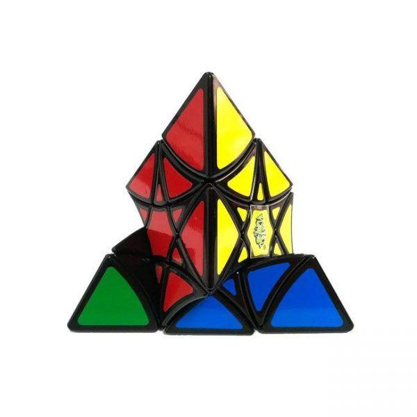 lanlan curvy hexagram pyraminx