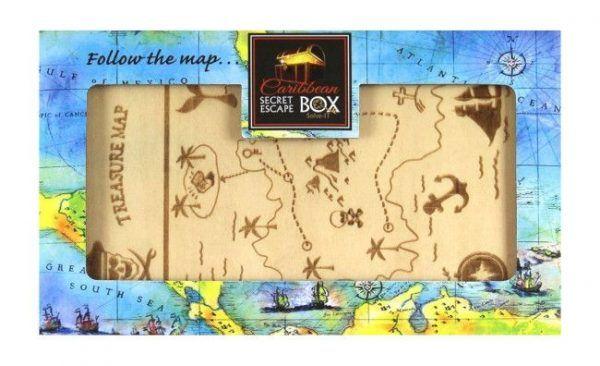 secret escape box caribe