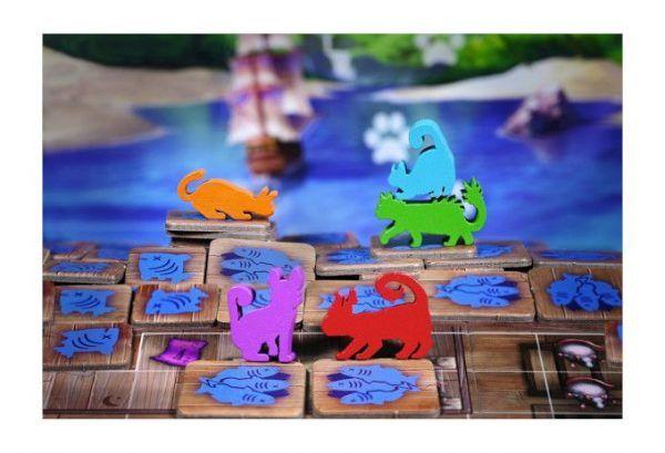 La Isla de los Gatos juego