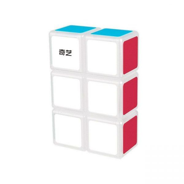 qiyi cuboide 1x2x3 blanco