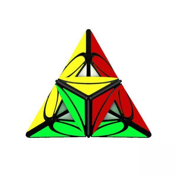 Coin Tetrahedron Pyramid