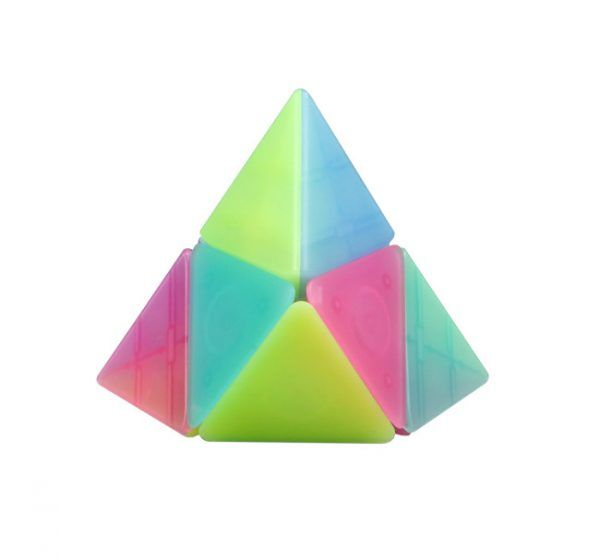 Pyramid 2x2 jelly