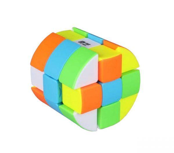 cubo cilindro 3x3