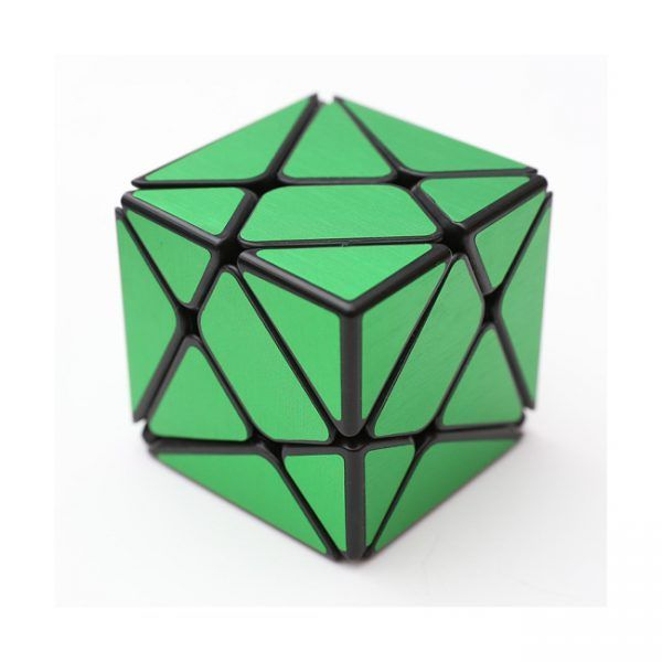 Z-Cube Axis 3x3 verde