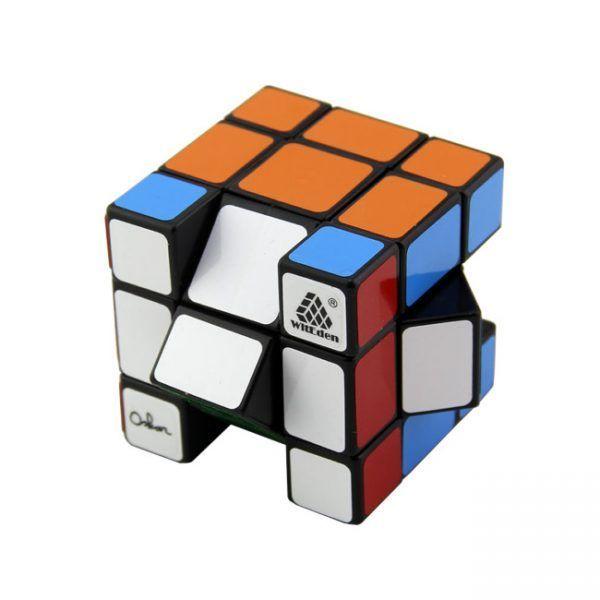 cubo WitEden & Oskar 3x3 Mixup