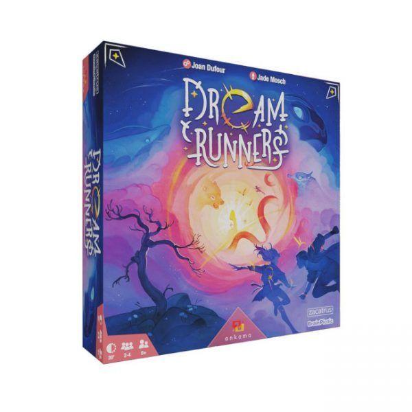 Dream Runners juego de mesa