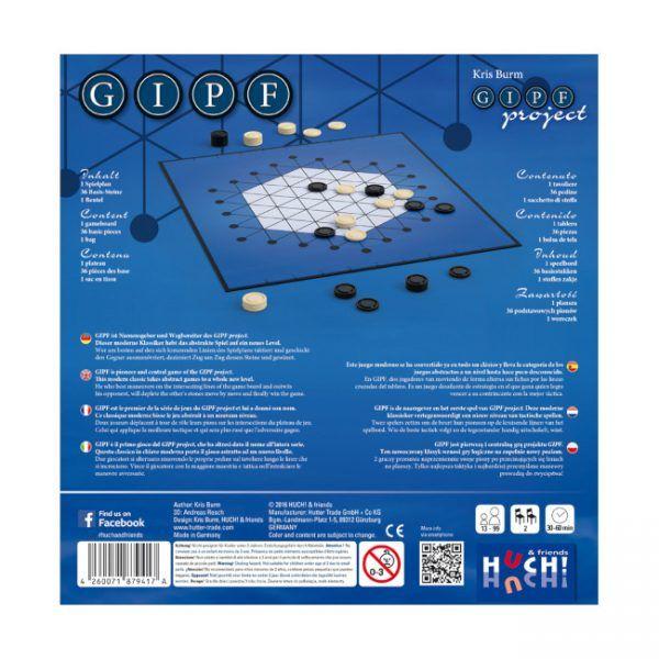 GIPF juego de mesa