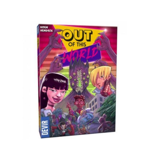 Out of This World juego de mesa