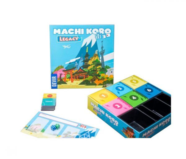 comprar Machi Koro Legacy