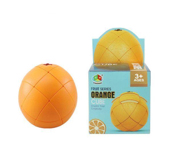 fanxin fruits orange cube