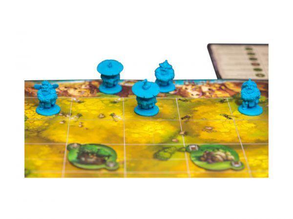 juego de mesa Cairn