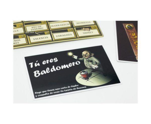 juego de mesa El Portero Baldomero