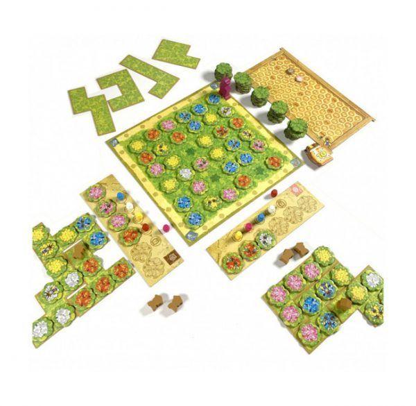 juego de mesa Queenz