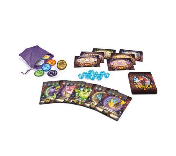 juego de mesa Via Magica