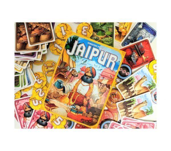 juego de mesa jaipur