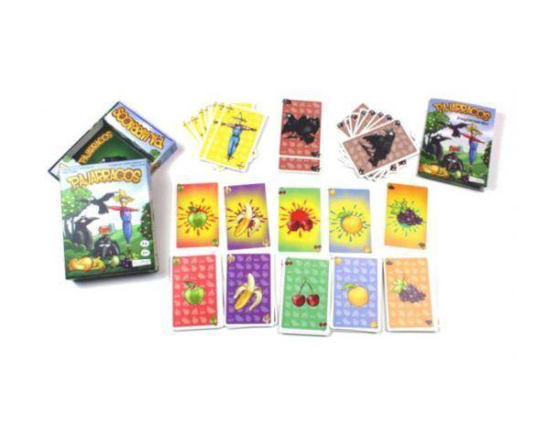 pajarracos juego de cartas