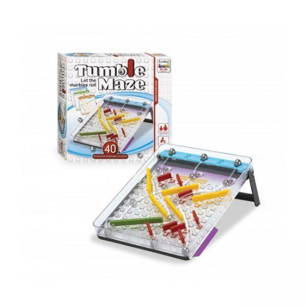 tumble-maze