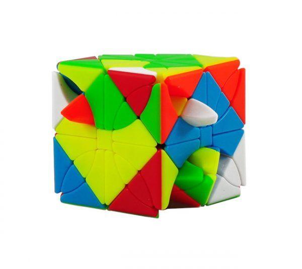 Morpho Aureola cube