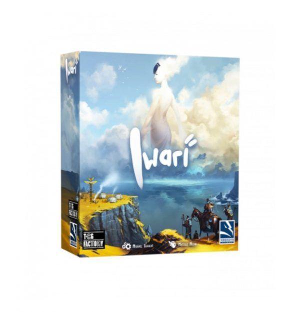 iwari juego