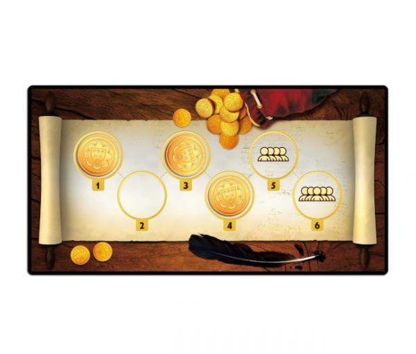 juego de mesa sevilla 1503