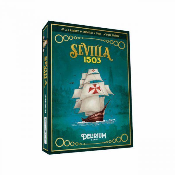sevilla 1503 juego