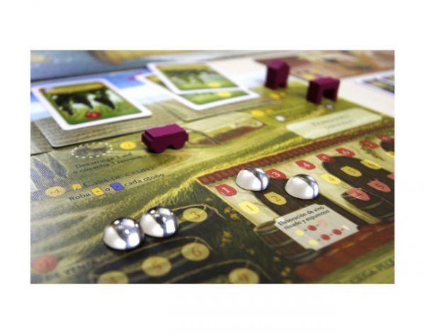 viticulture juego