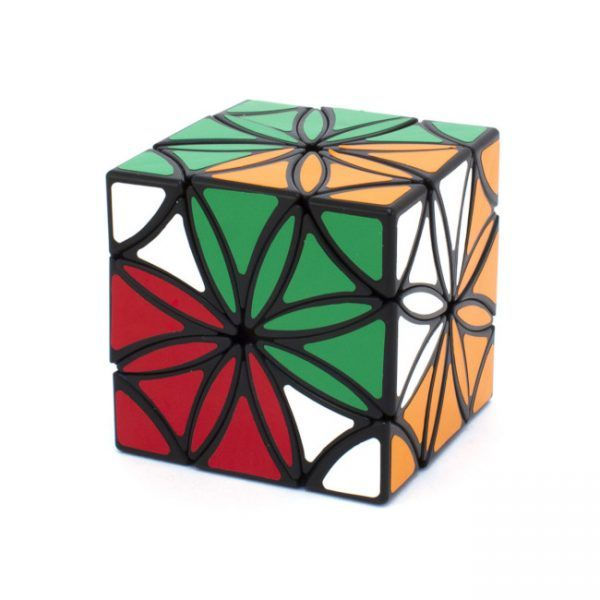 Flower Copter cube