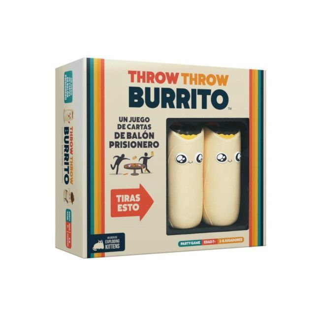 comprar throw throw burrito