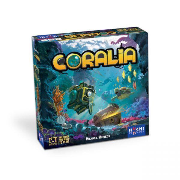 coralia juego