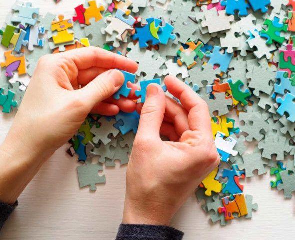 pasion por los puzzles