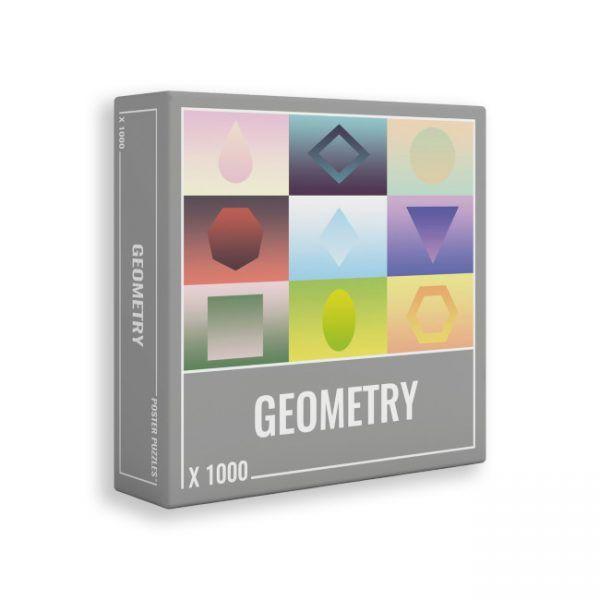 puzzle Cloudberries Geometry