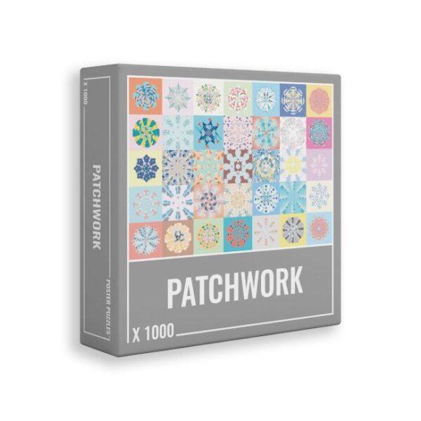 puzzle Cloudberries Patchwork