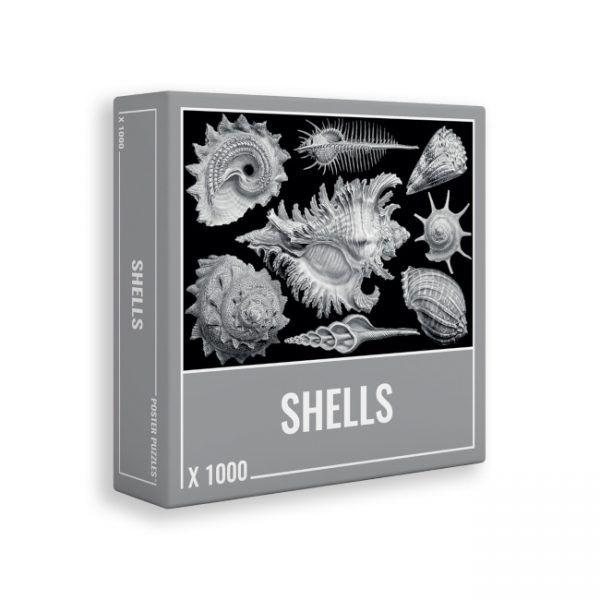 puzzle Cloudberries Shells