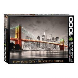 puzzle New York City Brooklyn Bridge