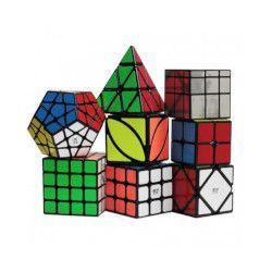 set 8 cubos deluxe qiyi