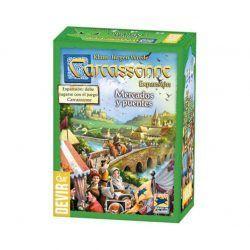 Carcassonne Mercaderes y Puentes comprar