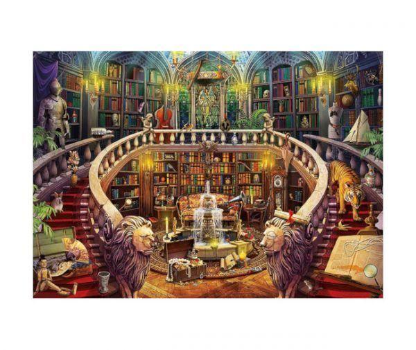Educa Biblioteca Puzzle 200