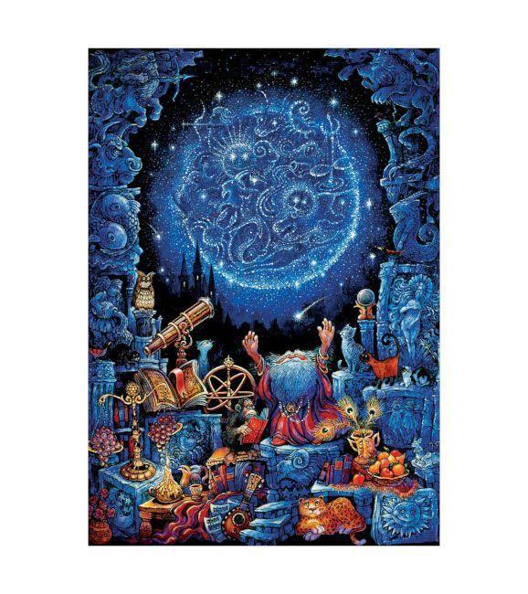Educa El Astrólogo Neón 1000