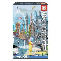 Educa London City Puzzle