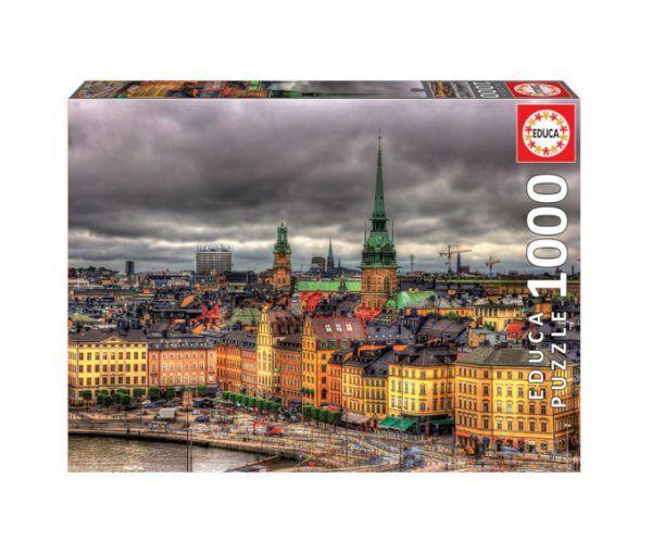 Educa Vistas de Estocolmo