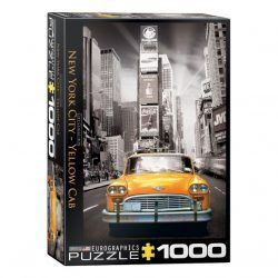 EuroGraphics New York City Yellow Cab