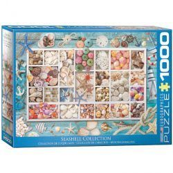 EuroGraphics Seashell Collection