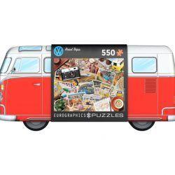 EuroGraphics VW Bus Tin Road Trips